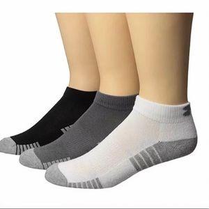 🧦Under Armour Low Cut Socks, Men 4-8, Women 6-9🧦